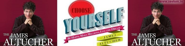 Choose Yourself Summary By James Altucher