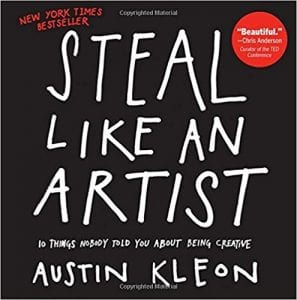 Steal Like An Artist Summary