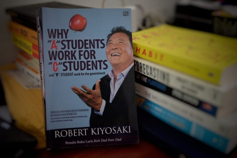 """Why """"A"""" Students Work for """"C"""" Students and Why """"B"""" Students Work for the Government Summary"""