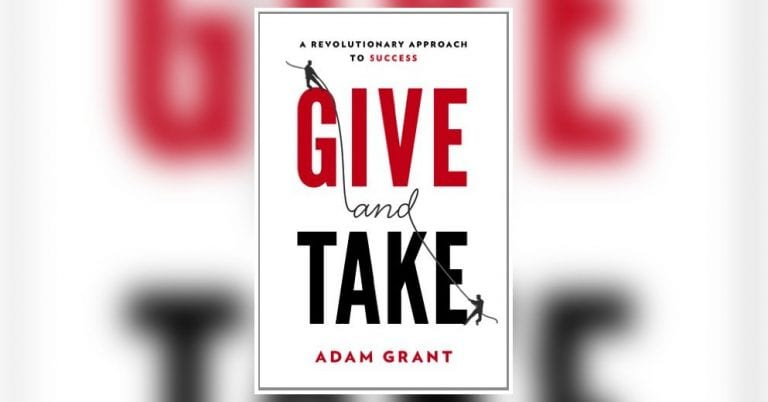 Give and Take Summary By Adam Grant