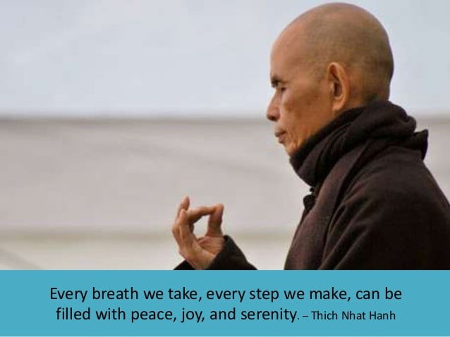 Peace Is Every Breath Summary By Thich Nhat Hanh