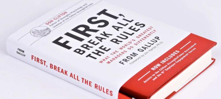 First, Break All the Rules Summary By Marcus Buckingham