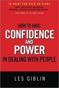 How to Have Confidence and Power in Dealing with People - Top 5 Self Confidence Books