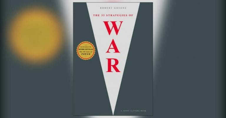 The 33 Strategies Of War Summary / Review