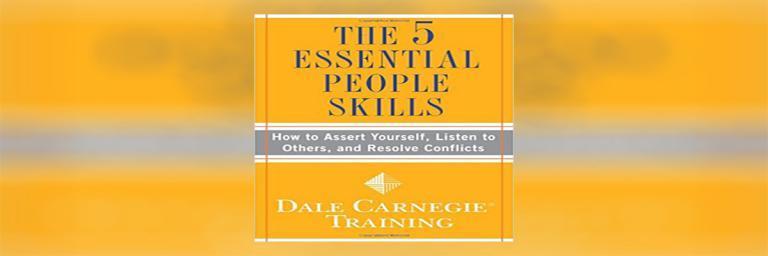 The 5 Essential People Skills Summary
