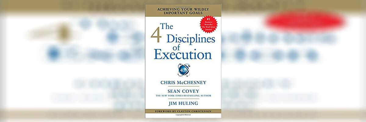 The 4 Disciplines of Execution Summary - Header